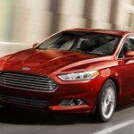 2016 Ford Fusion SE MPG