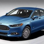 2016 Ford Fusion SE magnetic