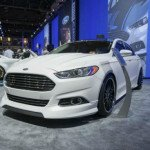 2016 Ford Fusion Sport