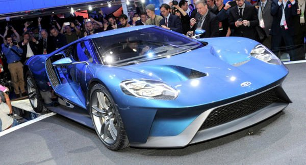 2016 Ford GT500
