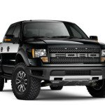 2016 Ford Raptor Black