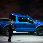 2016 Ford Raptor (Blue)