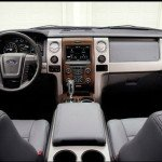 2016 Ford Raptor Bronco Interior