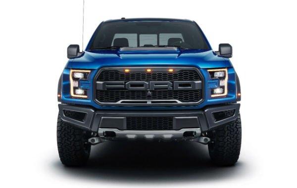 2016 Ford Raptor Facelift