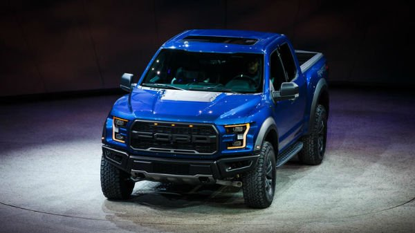 2016 Ford Raptor GP