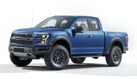 2016 Ford Raptor MPG