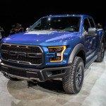 2016 Ford Raptor Model
