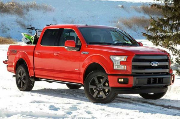 2016 Ford Raptor Pictures