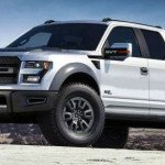 2016 Ford Raptor White