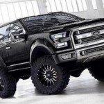 2016 Ford Raptor lifted