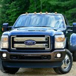 2016 Ford Super Duty Aluminum