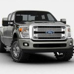 2016 Ford Super Duty Changes