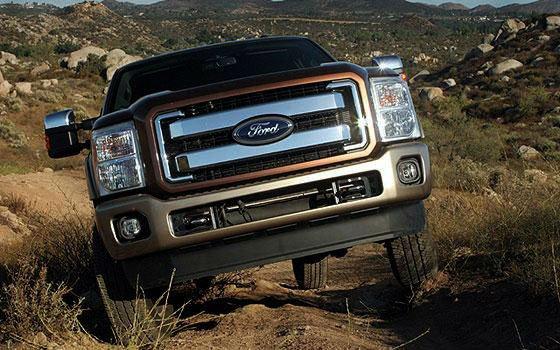 2016 Ford Super Duty Concept