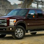 2016 Ford Super Duty Diesel