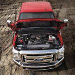 2016 Ford Super Duty Engine