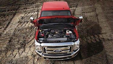 2016 Ford Super Duty Engine