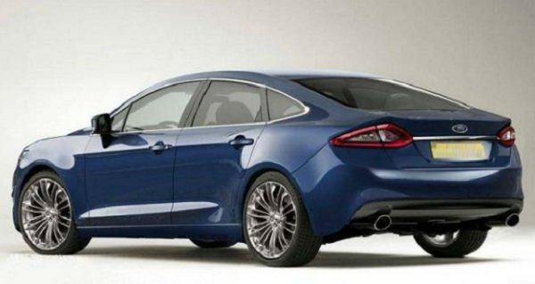 2016 Ford Taurus SHO Redesign