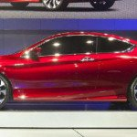 2016 Honda Accord Coupe Pictures