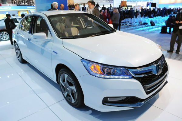2016 Honda Accord Hybrid