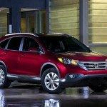 2016 Honda CRV Changes