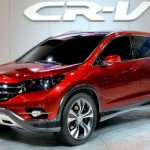 2016 Honda CRV Colors