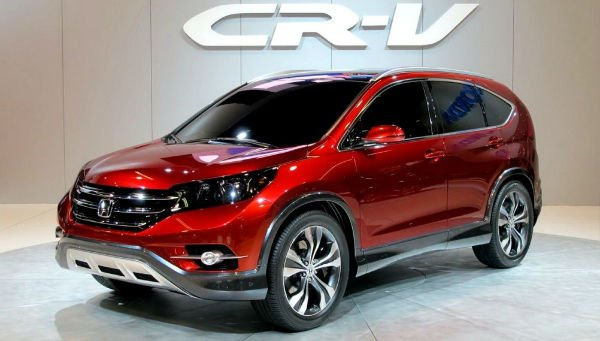 2016 Honda CRV Colors