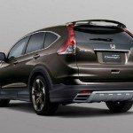 2016 Honda CRV Exterior