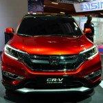 2016 Honda CRV Facelift