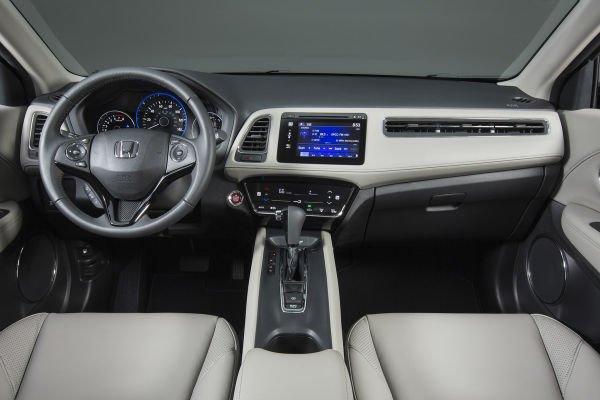 2016 Honda CRV Interior
