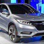 2016 Honda CRV Model