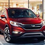 2016 Honda CRV (Red Color)