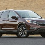 2016 Honda CRV Touring Wallpaper