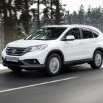 2016 Honda CRV White