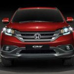 2016 Honda CRV redesign