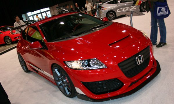 2016 Honda CRZ Changes