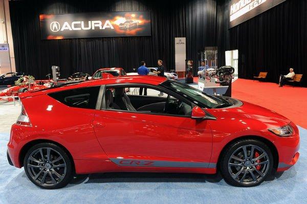 2016 Honda CRZ Redesign