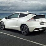 2016 Honda CRZ Wallpaper