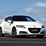 2016 Honda CRZ White