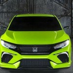2016 Honda Civic Concept Car