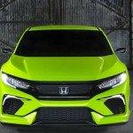 2016 Honda Civic Concept Car