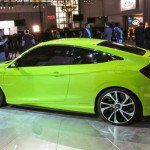 2016 Honda Civic Concept Green