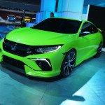 2016 Honda Civic Concept New York