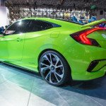2016 Honda Civic Concept New York Auto Show