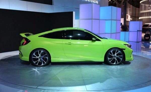 2016 Honda Civic Concept Type R