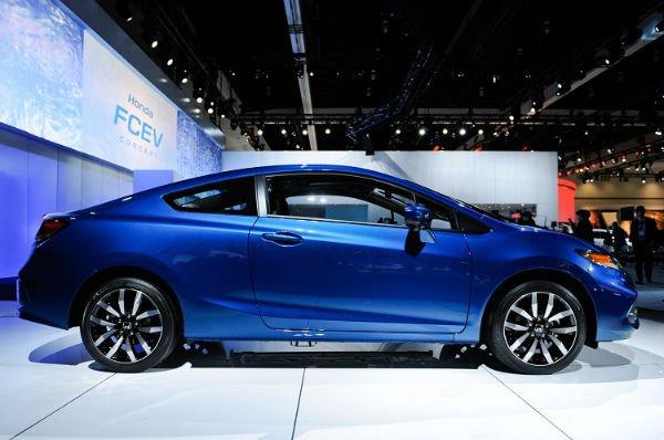2016 Honda Civic Coupe Release