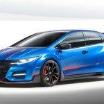 2016 Honda Civic Type R (Blue)