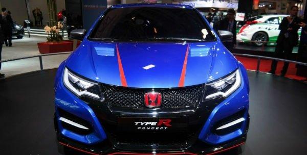 2016 Honda Civic Type R Facelift