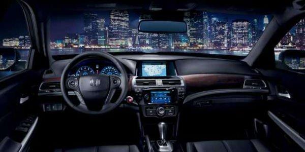 2016 Honda Crosstour Interior