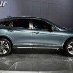 2016 Honda Crosstour Model