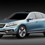 2016 Honda Crosstour Spy photos